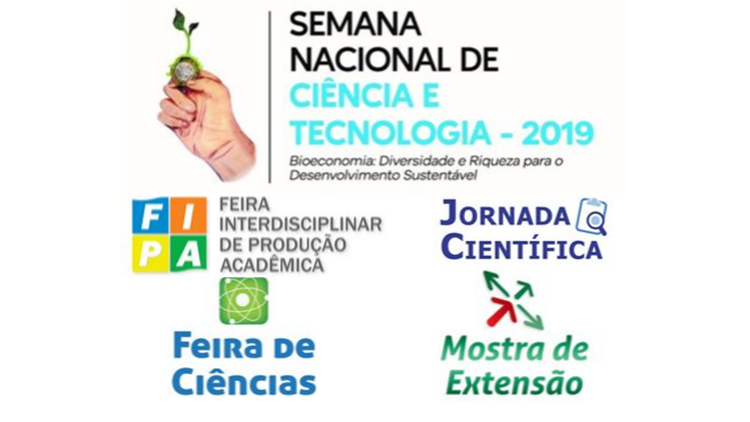 XII Semana de Ciência e Tecnologia do IFMG - Campus Bambuí