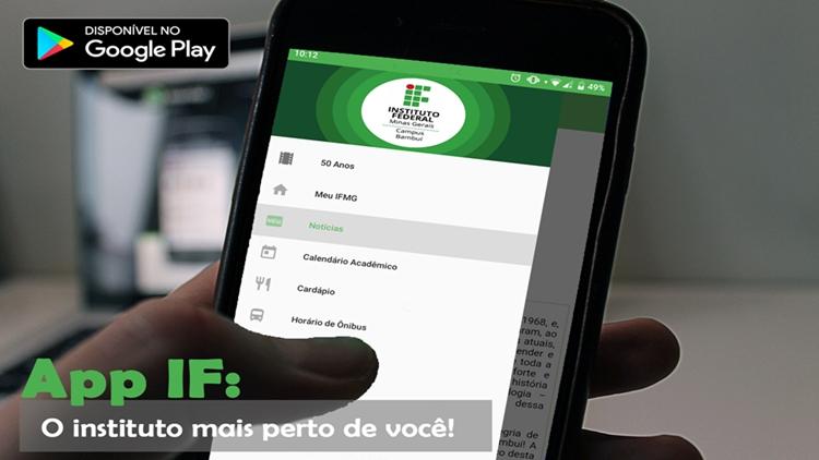 App IFMG Campus Bambuí