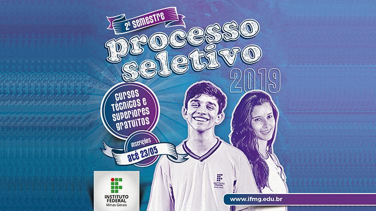 Processo Seletivo 2019/2