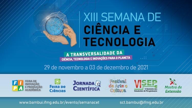 XIII Semana de Ciência e Tecnologia