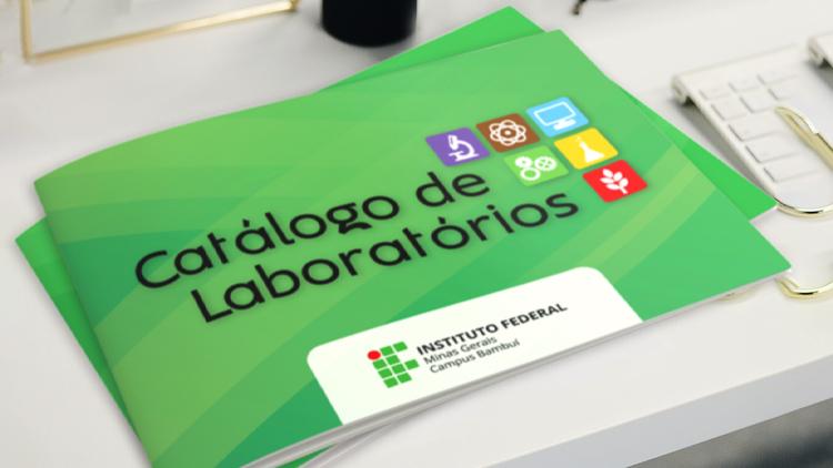 Lançamento do primeiro Catálogo de Laboratórios do IFMG - Campus Bambuí