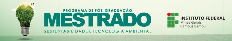Mestrado_Sustentabilidade_tecnologia_ambiental_ifmg